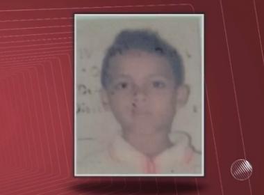 A criança morreu por estrangulamento