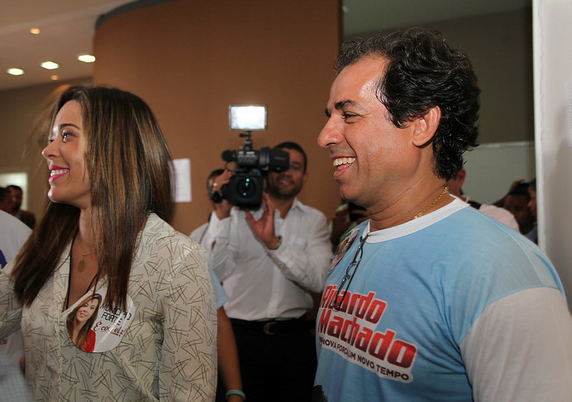 Ricardo Machado   ficará afastar do cargo por 180 dias.