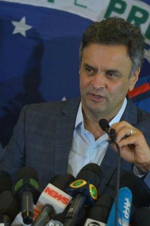 O ministro Teori Zavascki, do Supremo Tribunal Federal (STF), determinou o arquivamento de uma investigação contra o senador Aécio Neves