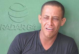 O pai de Vanessa, o trabalhador rural Josenildo Carvalho (foto),