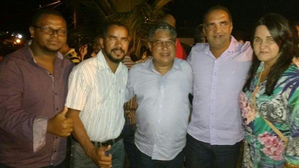 O grupo do PT de Ubaitaba já anunciou apoio a Jaílto
