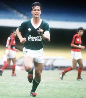 Luís Carlos Tóffoli, o Gaúcho, foi revelado na Gávea em 1982
