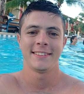 Ruan Carlos Santos Oliveira  foi baleado no abdomem