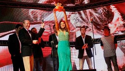 Tays Reis e Ivete Sangalo levaram dois prêmios cada