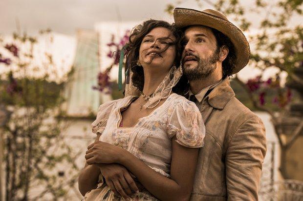 Rodrigo Santoro está na novela 'Velho Chico'  (Foto: Caiuá Franco/TV Globo)
