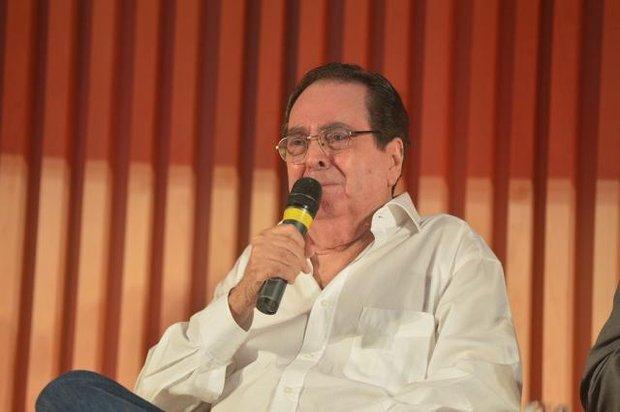 Autor Benedito Ruy Barbosa  (Foto: João Miguel Júnior/TV Globo)