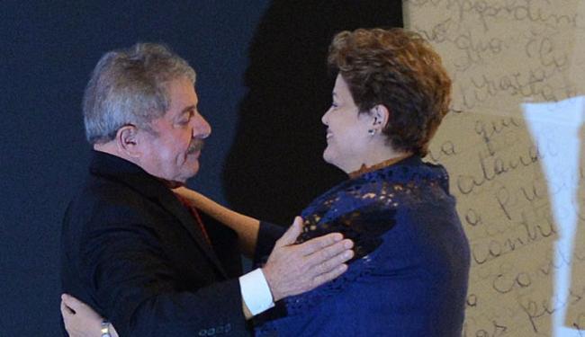 Dilma quer que Lula tenha foro privilegiado para não ser julgado por Moro