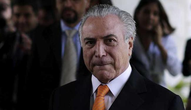 """Motivo é a posse de Mauro Lopes que """"afronta"""" a decisão da convenção nacional do PMDB"""