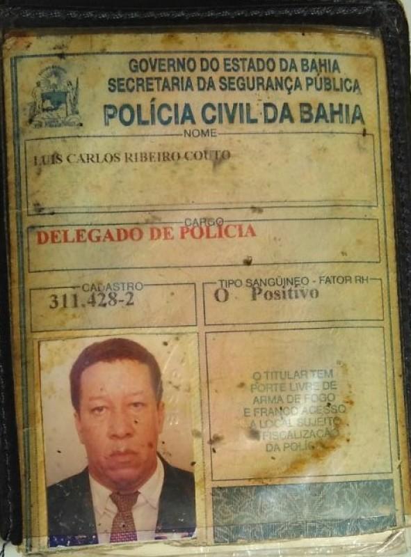 Luís Carlos Ribeiro Couto, morreu após ser baleado na tarde deste sábado, 2