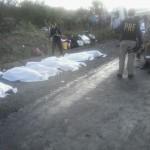 ACIDENTE DEIXA OITO MORTOS NA BR-234, EM TACAIMBÓ