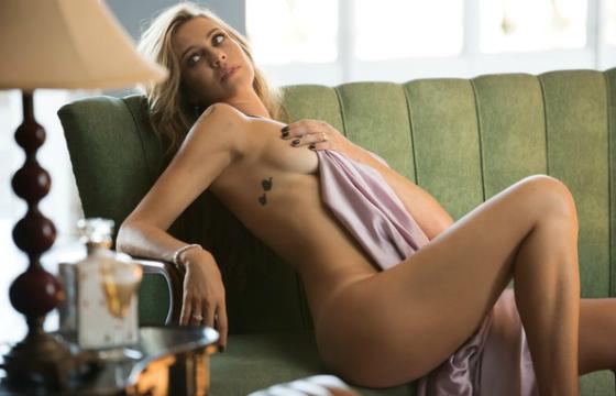 Luana Piovani aparece sensual em primeiras fotos de ensaio nu para 'Playboy'; veja