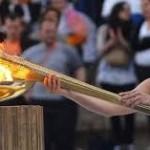 CHAMA OLÍMPICA É ACESA NA GRÉCIA E  CHEGA AO BRASIL EM 03 DE MAIO