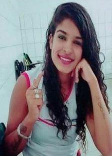 Graziele Rocha Sousa, 15 anos, foi morta com 06 tiros