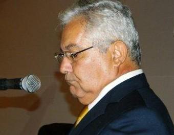 Prefeito Francisco Antônio de Brito Filho (Foto: Itapebi Acontece)