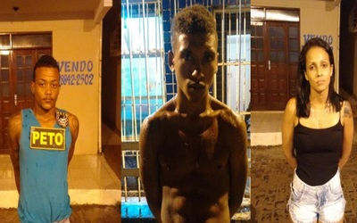 Igor Nascimento dos Santos, Claudio Sousa Silva, Patrícia Pereira da Silva,