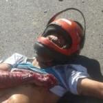 MOTOCICLISTA MORRE EM ACIDENTE NA BR-101 ENTRE ITABUNA E ITAJUIPE