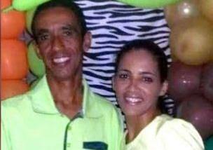 José Veloso, 38 anos, Eliane Alves de Souza, 31 anos e as crianças Gabriel, 10 anos, Samuel, de cinco, Artur, sete e Pedro, de oito anos.