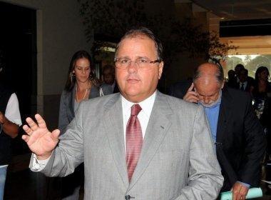 Geddél é o mentor político do prefeito de Ubaitaba,Beda Almaida (PMDB)
