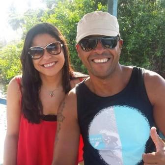 Valdiógenes Almeida Cruz Júnior,foi autuado em flagrante por homicídio qualificado pela morte da professora Sandra Denise Costa Alfonso,