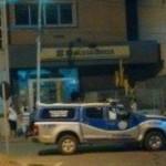 QUADRILHA EXPLODE BANCO DO BRASIL EM UBAÍRA