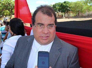 , Luiz Sérgio Suzart Almeida (PSB), foi empossado nesta sexta-feira (6)