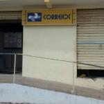 AGÊNCIA DOS CORREIOS DE MARAU FOI ASSALTADA NESTA TERÇA FEIRA