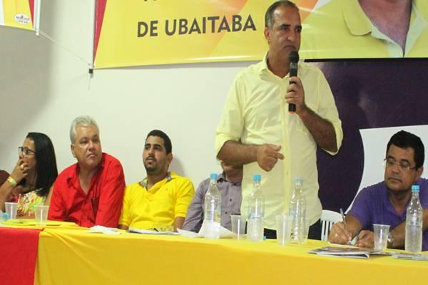 Jvoltou a dizer que o desenvolvimento econômico será prioridade número um da sua plataforma de campanha