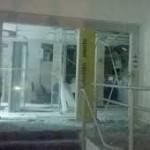 BAHIA: GRUPO EXPLODE DUAS AGÊNCIAS BANCÁRIAS EM NOVA SOURE