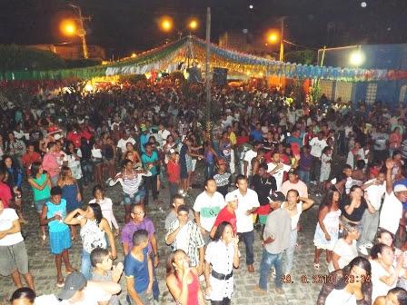 A festa ocorrerá nos dias 1º e 02 de julho, na Praça Ramiro Teixeira