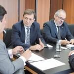 SECRETÁRIO WALTER PINHEIRO SE REÚNE  COM MINISTRO DE EDUCAÇÃO EM BRASÍLIA