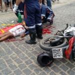 MOTOTAXISTA É MORTO POR PASSAGEIRO EM JEQUIÉ