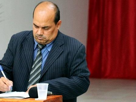 Nego de Saronga é o atual presidente da Câmara de Vereadores