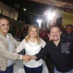 UBATÃ: ROSANA MAGALHÃES RECEBE APOIO DO EX-PREFEITO AGILSON MUNIZ