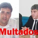 UBAITABA: EX- PREFEITO E EX- PRESIDENTE DA CÂMARA SÃO MULTADOS PELO TCM