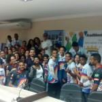 UBATÃ: PREFEITURA ARREBATA INSTRUMENTOS MUSICAIS DE FANFARRA E GERA PROTESTO DE ESTUDANTES