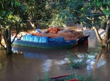 Produtos eram escoadas pelos rios Ivaí e Paraná | Foto: Divulgação / PF