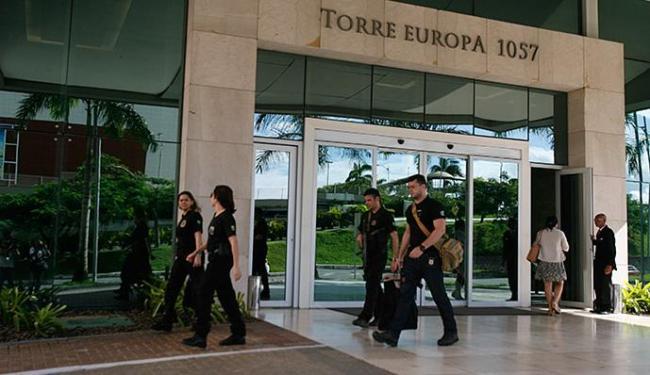 Operação Mato Cerrado, em Salvador, foi no Edifício Torre Europa, na Av. Tancredo Neves