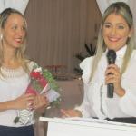UBAITABA JAQUELINE FAHNING ASSUME A PRESIDÊNCIA DA CASA DA AMIZADE DO ROTARY CLUB
