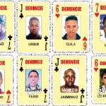 SEGURANÇA PÚBLICA ATUALIZA QUATRO CARTAS DO BARALHO DO CRIME