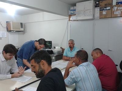 O jornalista Humberto Hugo  paticipou da eleboraçao