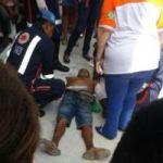 HOMEM SOFRE INFARTO FULMINANTE E MORRE NO CENTRO DE ITABUNA