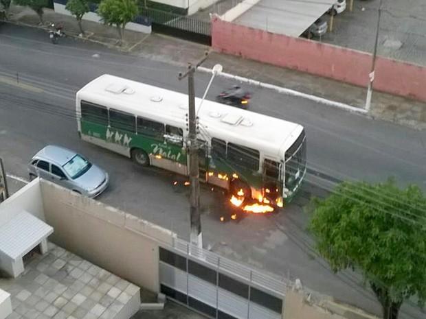 Polícia prende mais um líder de ataques a ônibus no Rio Grande do Norte (Foto: Divulgação/PM)