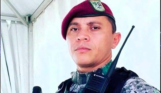 Soldado Hélio Andrade atuava na Força Nacional durante a Olimpíada do Rio