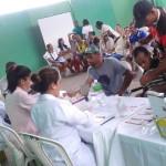 ROTARY CLUB  DE UBAITABA  REALIZA CAMPANHA HEPATITE ZERO EM AURELINO LEAL