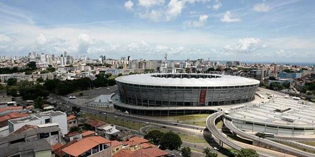 Arena Fonte Nova será a nova casa do Festival de Verão