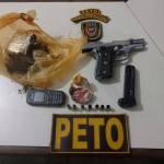 BANDIDO MORRE AO ATIRAR CONTRA A POLICIA DE VALENÇA