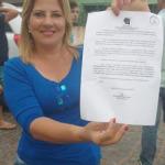 UBATÃ: ROSANA É CANDIDATÍSSIMA