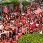 UBAITABA: PAULO E  DONA MARY VISITAM COMUNIDADE DO  BAIRRO DA CONCEIÇÃO