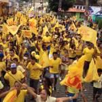 UBAITABA-OPOSIÇÃO REALIZA O MAIOR ATO POLÍTICO DE TODOS OS TEMPOS