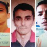 VIT. DA CONQUISTA: TRÊS DETENTOS  FOGEM DE PRESÍDIO APÓS SERRAREM GRADES